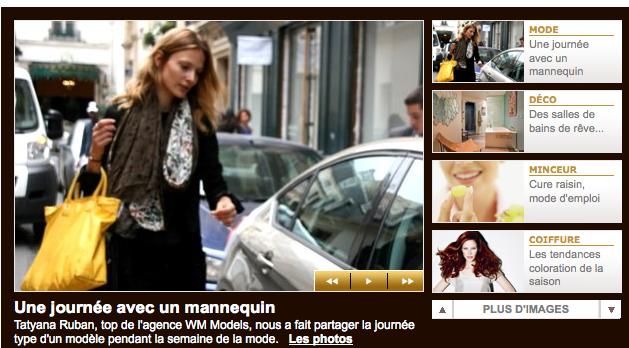 Tatyana ruban with le journal des femmes - Le journale des femmes ...